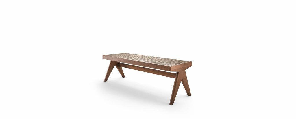 057 CIVIL BENCH  by Cassina, available at the Home Resource furniture store Sarasota Florida