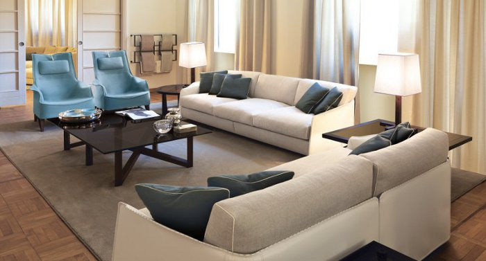 Leo Coffee Table  by Giorgetti, available at the Home Resource furniture store Sarasota Florida