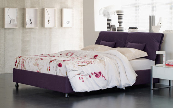 Nathalie Bed by Flou for sale at Home Resource Modern Furniture Store Sarasota Florida