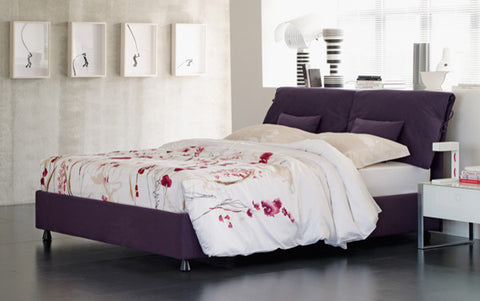 Nathalie Bed by Flou