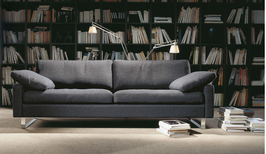 Conseta Sofa  by COR, available at the Home Resource furniture store Sarasota Florida
