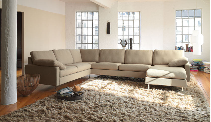 Conseta Sofa by COR for sale at Home Resource Modern Furniture Store Sarasota Florida
