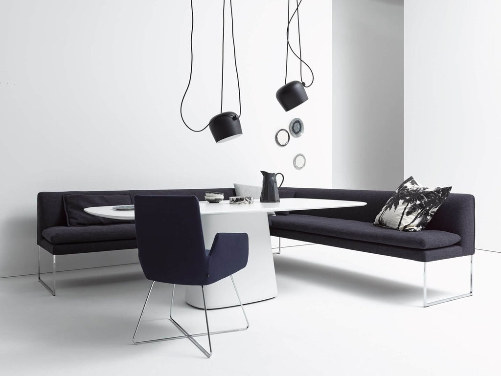 MELL BENCH by COR for sale at Home Resource Modern Furniture Store Sarasota Florida
