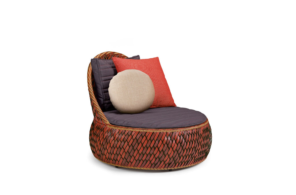 DALA LOUNGE CHAIR  by Dedon, available at the Home Resource furniture store Sarasota Florida