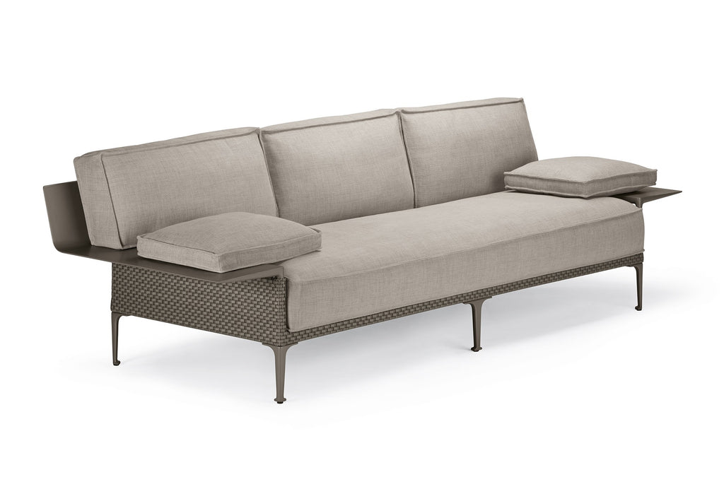 RAYN 3 SEAT SOFA  by Dedon, available at the Home Resource furniture store Sarasota Florida