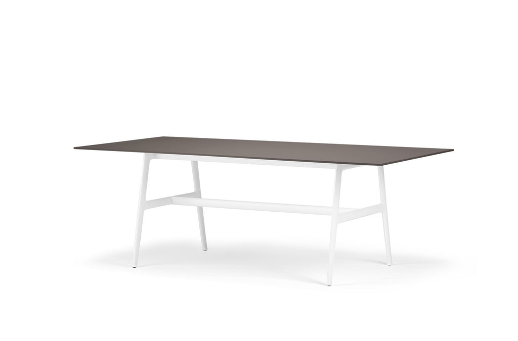 SEAX DINING TABLE  by Dedon, available at the Home Resource furniture store Sarasota Florida