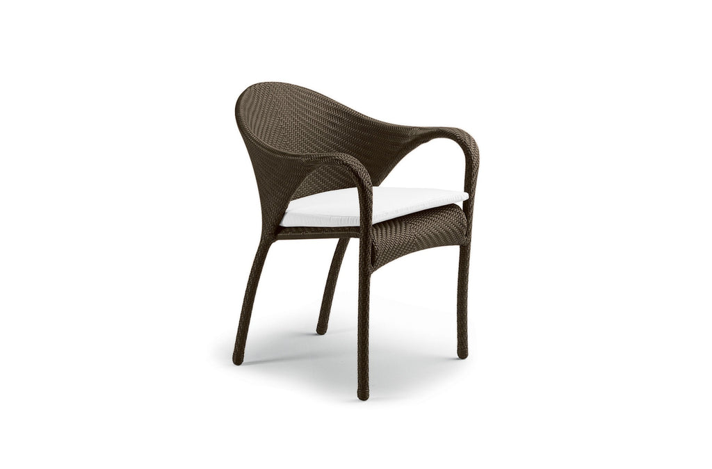 TANGO DINING CHAIR  by Dedon, available at the Home Resource furniture store Sarasota Florida