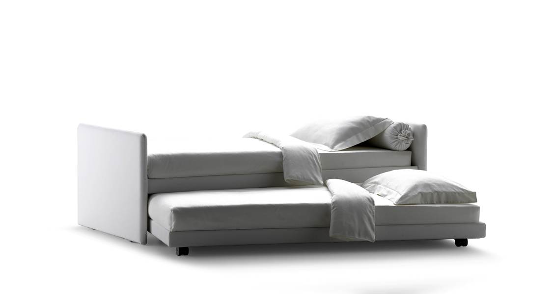 Duetto bed beds by flou at the home resource sarasota - Letto flou singolo ...