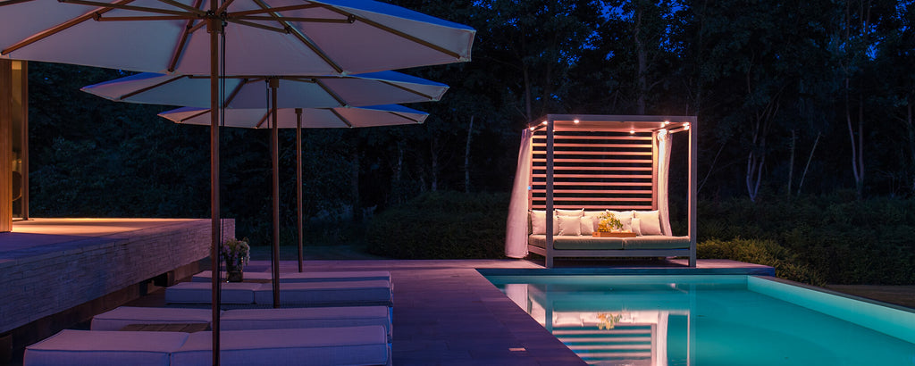 EQUINOX CABANA  by TUUCI, available at the Home Resource furniture store Sarasota Florida
