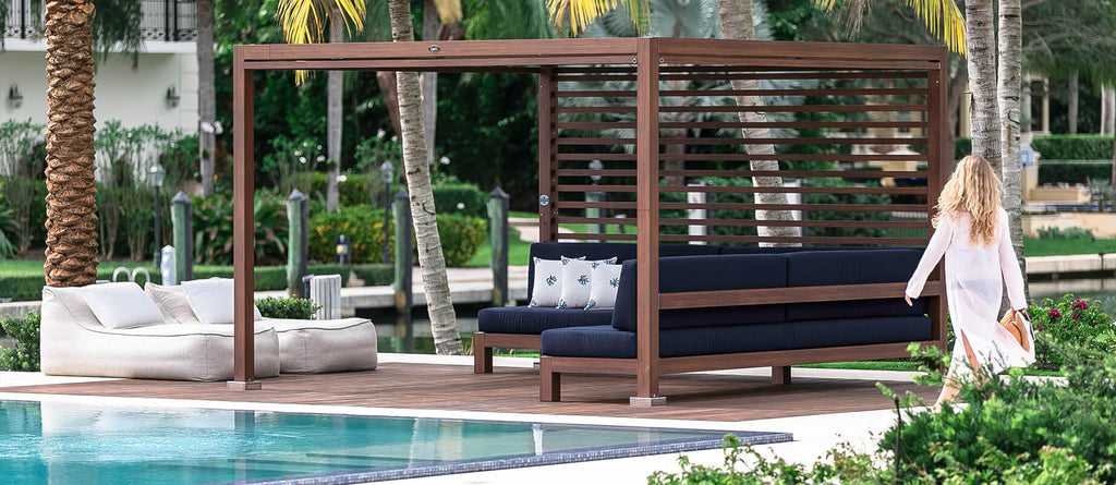 EQUINOX CABANA by TUUCI for sale at Home Resource Modern Furniture Store Sarasota Florida