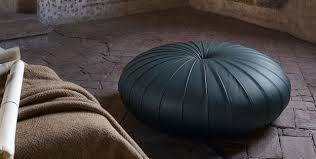 Esedra Ottoman by Poltrona Frau for sale at Home Resource Modern Furniture Store Sarasota Florida