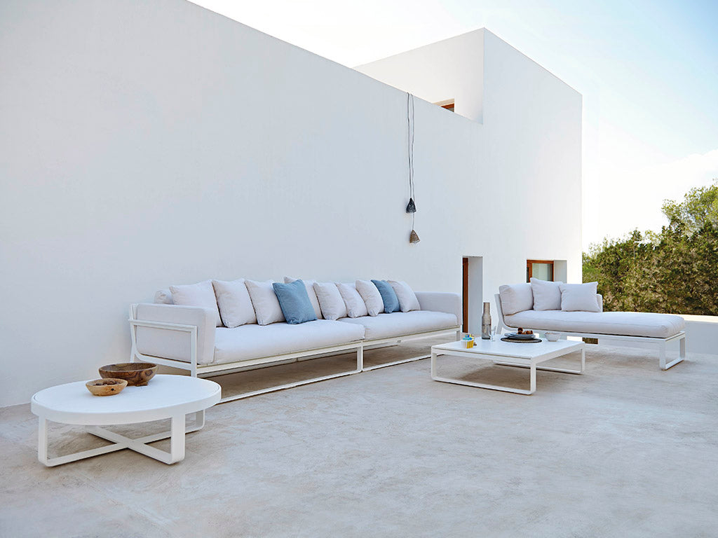 FLAT OUTDOOR COLLECTION  by Gandia Blasco, available at the Home Resource furniture store Sarasota Florida