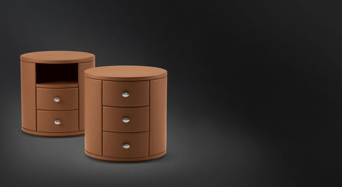 CONDOTTI NIGHTSTAND by Flou