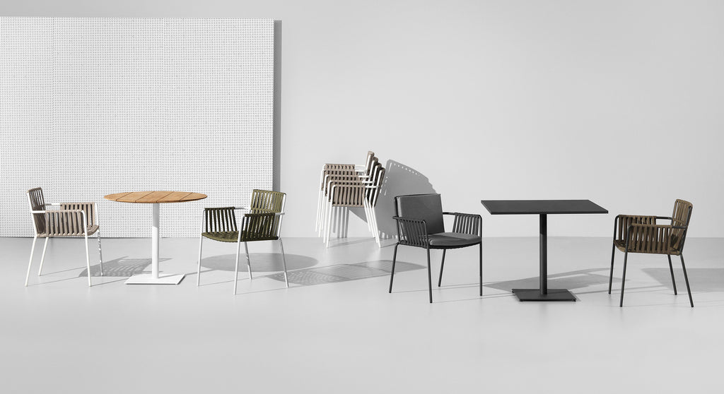 Net Chair  by Kettal, available at the Home Resource furniture store Sarasota Florida