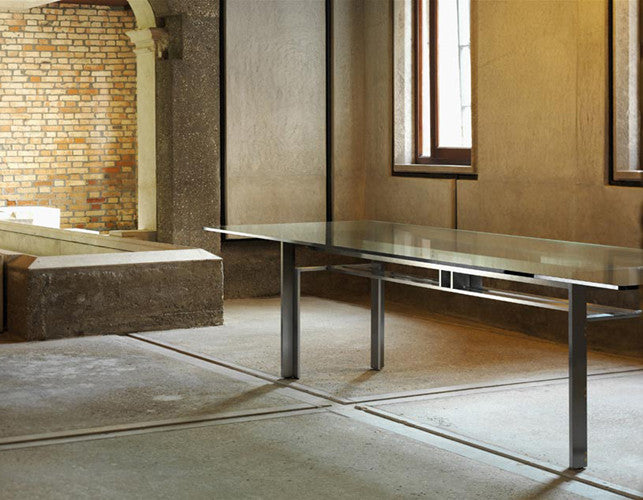 Doge Dining Table  by ESTEL, available at the Home Resource furniture store Sarasota Florida