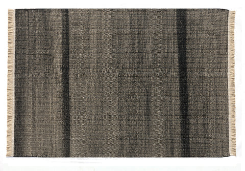 TRES OUTDOOR TEXTURE BLACK by Nanimarquina