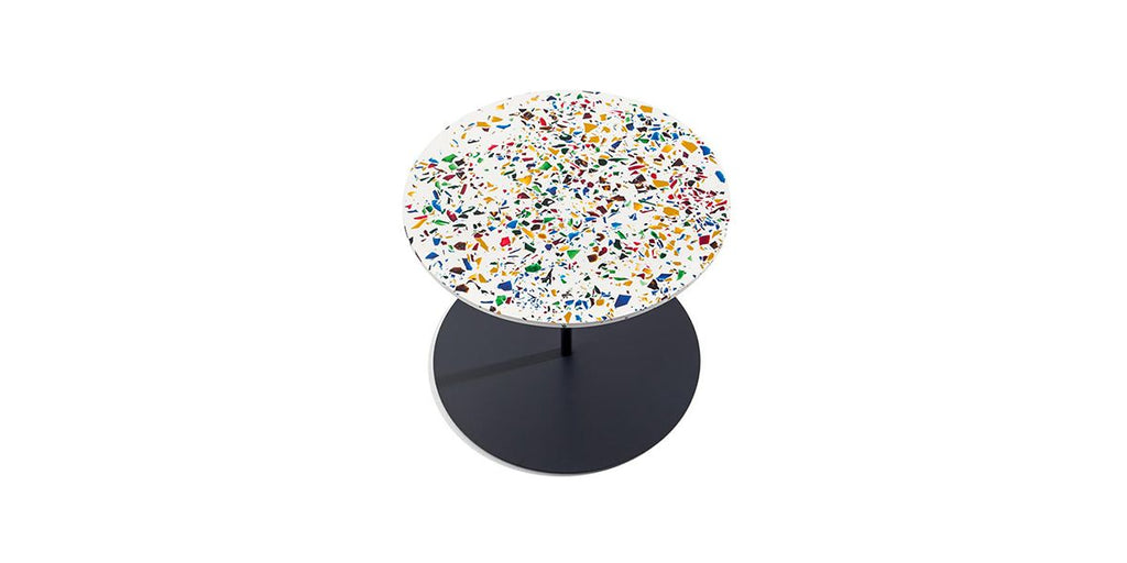 GONG TERRAZZO  by Cappellini, available at the Home Resource furniture store Sarasota Florida