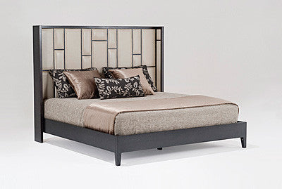 Grafito Bed  by Adriana Hoyos, available at the Home Resource furniture store Sarasota Florida