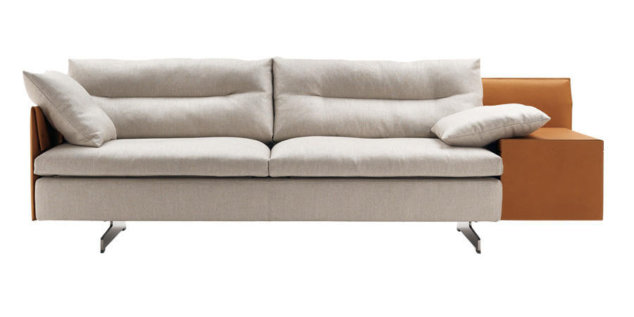 Grantorino Sofa  by Poltrona Frau, available at the Home Resource furniture store Sarasota Florida
