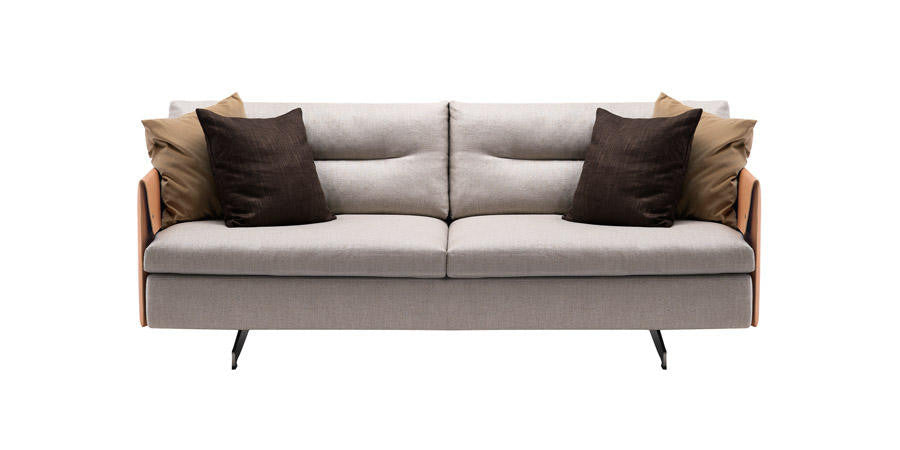 Grantorino Sofa by Poltrona Frau for sale at Home Resource Modern Furniture Store Sarasota Florida