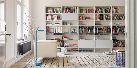 GRID SHELVING SYSTEM by INTERLUBKE