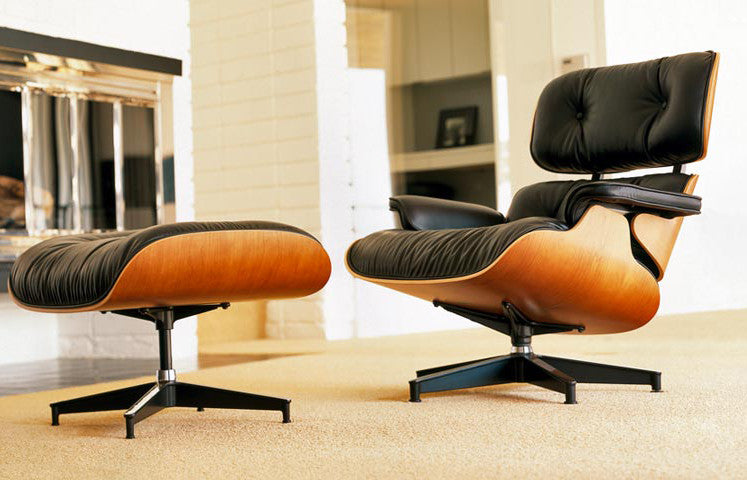 Delicieux Eames Lounge Chair And Ottoman