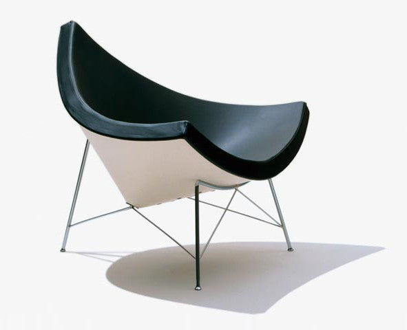 Nelson Coconut Chair  by Herman Miller, available at the Home Resource furniture store Sarasota Florida