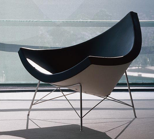 Nelson Coconut Chair by Herman Miller for sale at Home Resource Modern Furniture Store Sarasota Florida