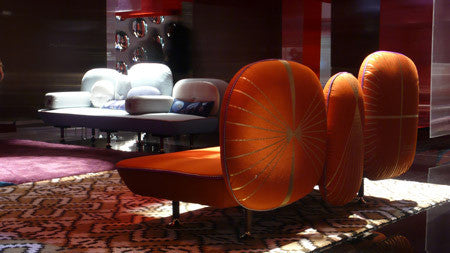 My Beautiful Back Side Sofa by MOROSO for sale at Home Resource Modern Furniture Store Sarasota Florida