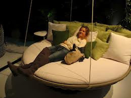 Swing Rest by Dedon for sale at Home Resource Modern Furniture Store Sarasota Florida