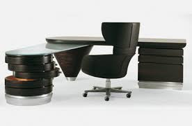Scriptor Desk by Giorgetti for sale at Home Resource Modern Furniture Store Sarasota Florida