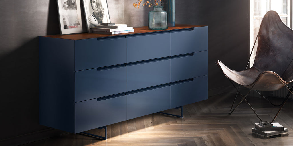 MELL SIDEBOARD by INTERLUBKE for sale at Home Resource Modern Furniture Store Sarasota Florida