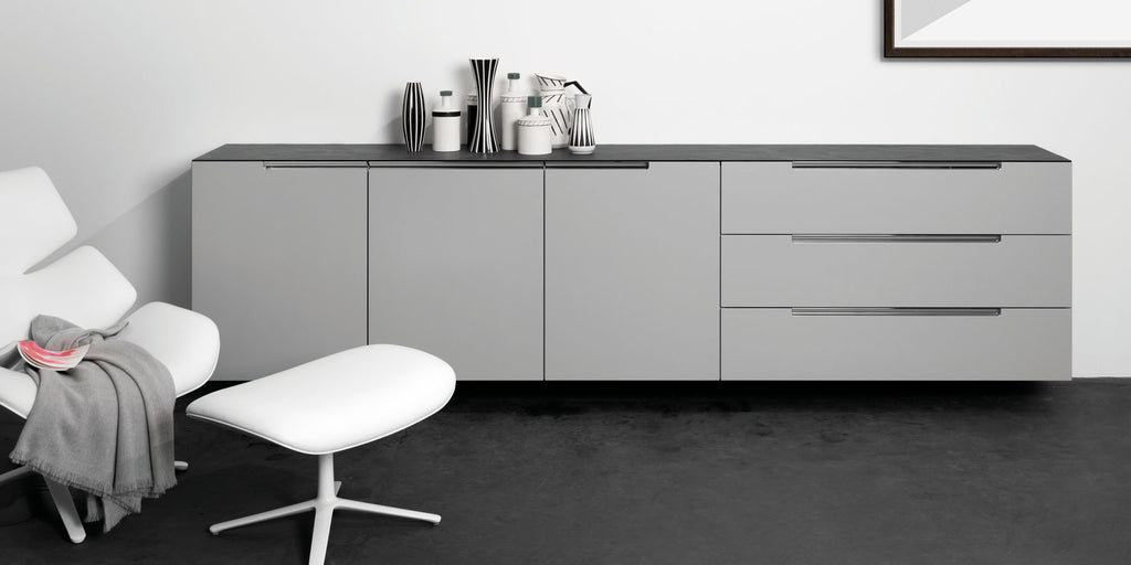 MELL SIDEBOARD  by INTERLUBKE, available at the Home Resource furniture store Sarasota Florida