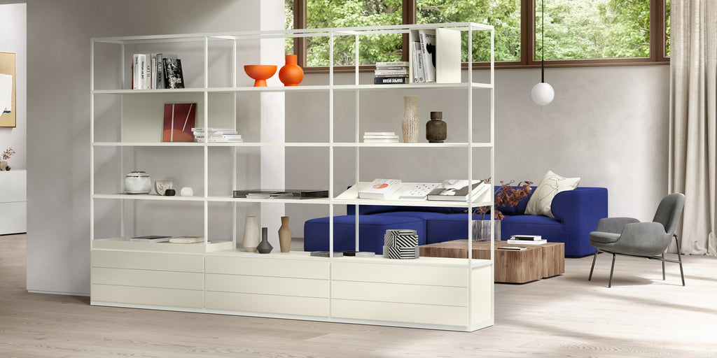 TADO SHELF  by INTERLUBKE, available at the Home Resource furniture store Sarasota Florida