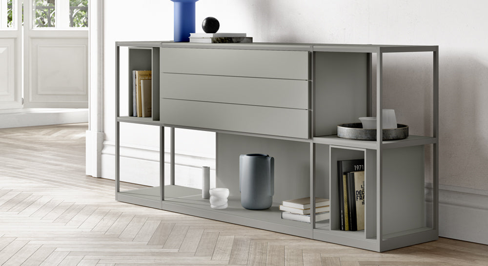 TADO SIDEBOARD  by INTERLUBKE, available at the Home Resource furniture store Sarasota Florida