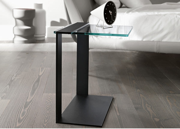 Joliet Side Table  by TONELLI, available at the Home Resource furniture store Sarasota Florida