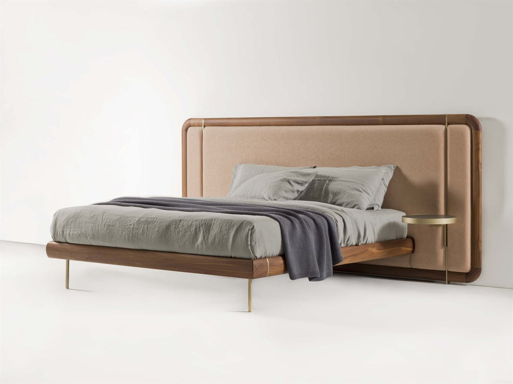 KILLIAN BED  by Porada, available at the Home Resource furniture store Sarasota Florida