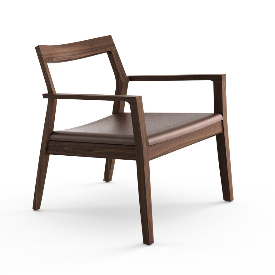 Krusin Lounge Chair  by Knoll, available at the Home Resource furniture store Sarasota Florida
