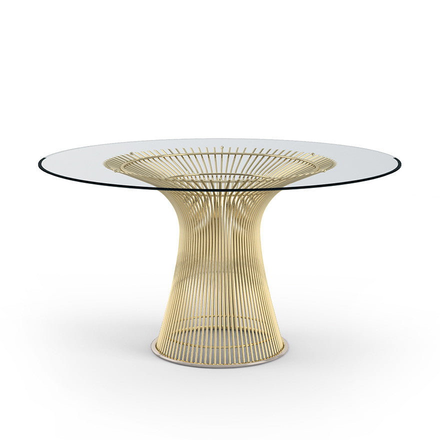Platner Dining Table by Knoll for sale at Home Resource Modern Furniture Store Sarasota Florida