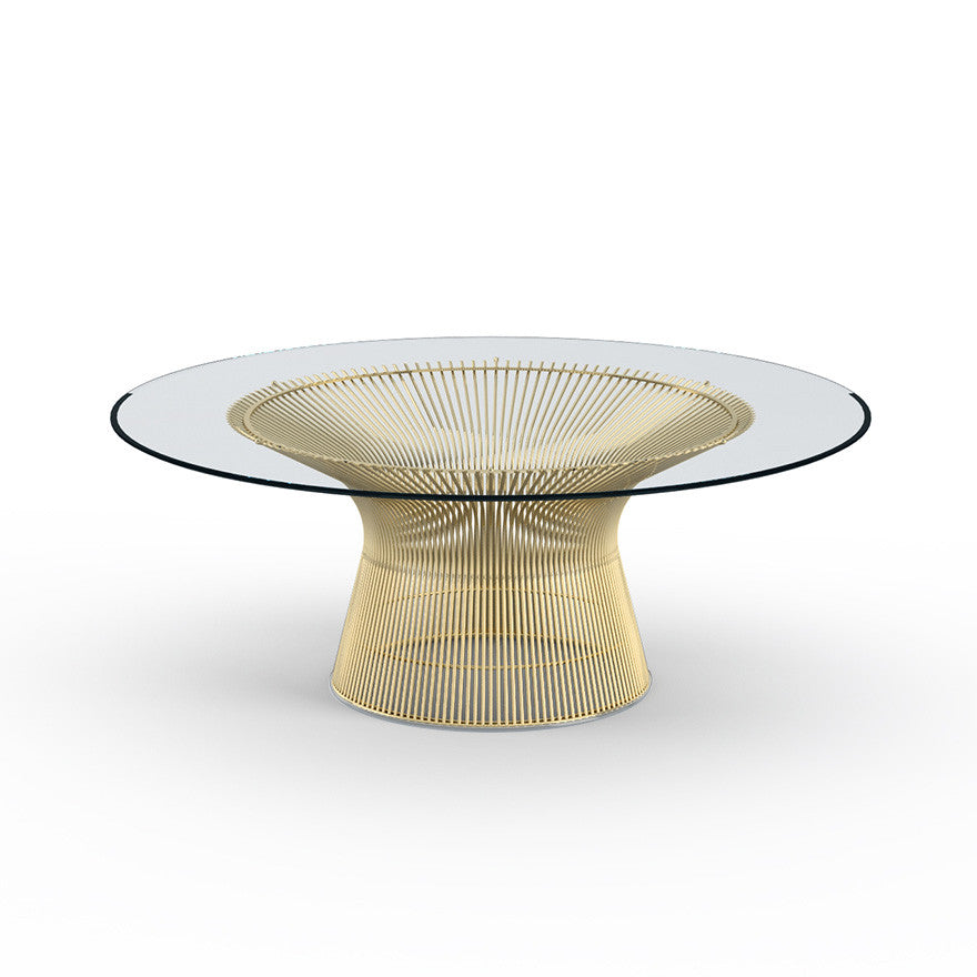 Platner Coffee and Side Tables by Knoll for sale at Home Resource Modern Furniture Store Sarasota Florida
