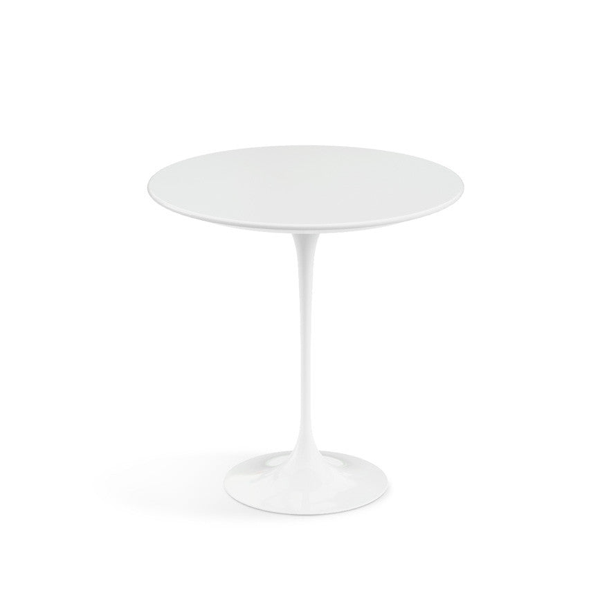 Saarinen Side and Coffee Tables by Knoll for sale at Home Resource Modern Furniture Store Sarasota Florida