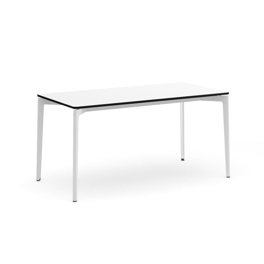 Stromborg Table -  Indoor and Outdoor  by Knoll, available at the Home Resource furniture store Sarasota Florida