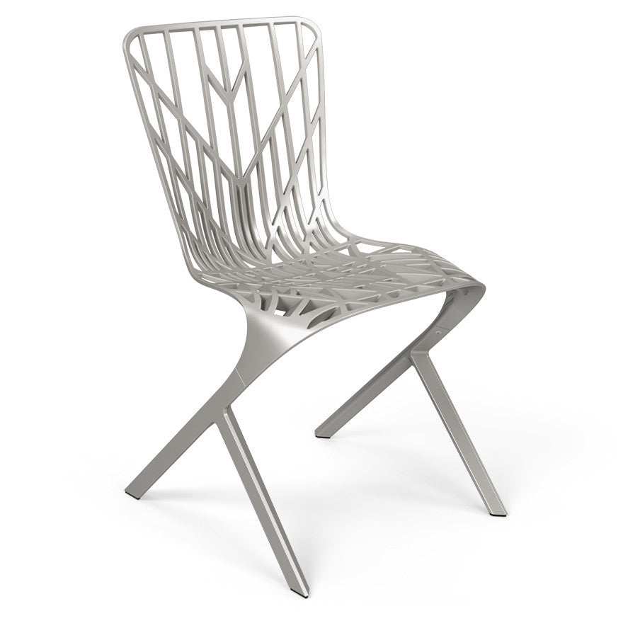 Washington SkeletonTM Aluminum Side Chair  by Home Resource, available at the Home Resource furniture store Sarasota Florida