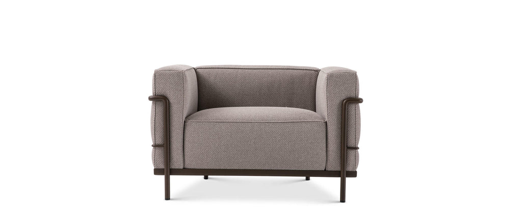 LC3 by Cassina for sale at Home Resource Modern Furniture Store Sarasota Florida