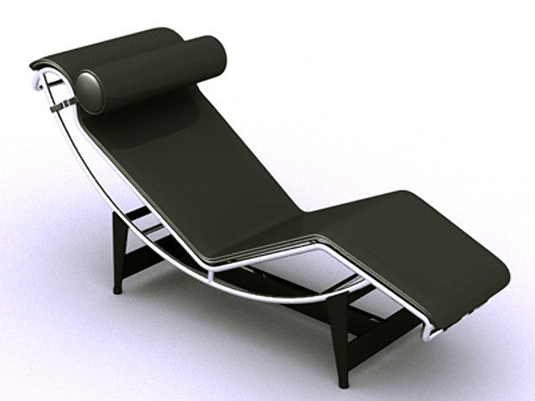 LC4 Chaise by Cassina for sale at Home Resource Modern Furniture Store Sarasota Florida