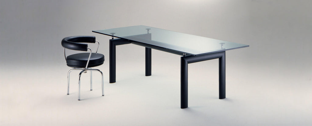 LC6 Dining Table  by Cassina, available at the Home Resource furniture store Sarasota Florida