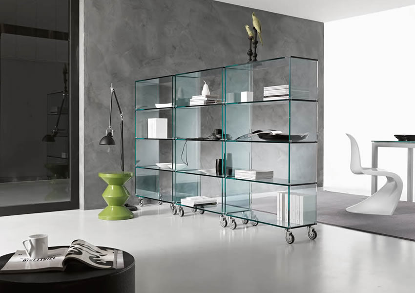 LIBRERIA  by TONELLI, available at the Home Resource furniture store Sarasota Florida