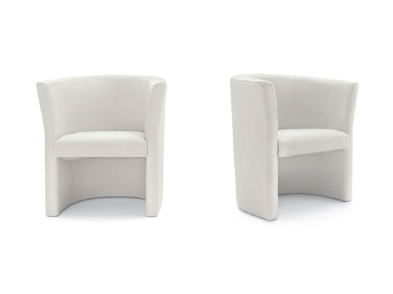 Linda chairs  by Tomasella, available at the Home Resource furniture store Sarasota Florida