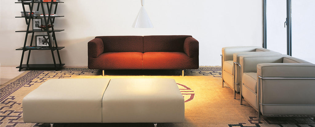 Met Sofa by Cassina for sale at Home Resource Modern Furniture Store Sarasota Florida