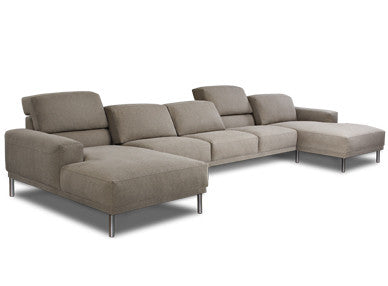 Meyer Sofa by American Leather for sale at Home Resource Modern Furniture Store Sarasota Florida